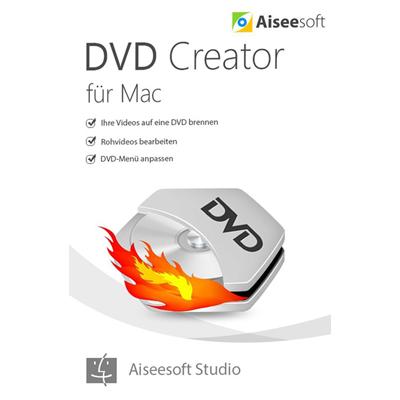 Aiseesoft DVD Creator (Version 2017) - ESD