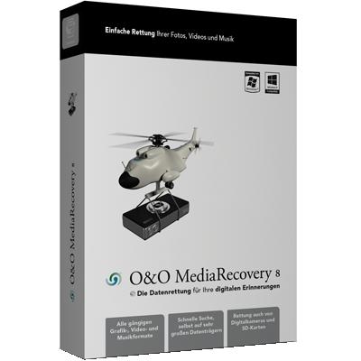 MediaRecovery 8 3 PC - ESD