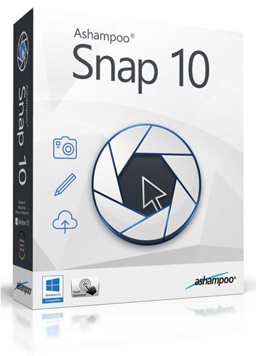 Ashampoo Snap 10 - ESD
