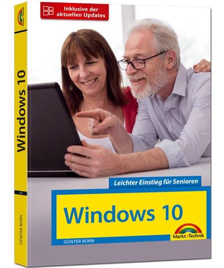 Windows 10 für Senioren - inklusive Creators Update
