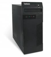 Lenovo ThinkCentre M71e Tower PC Computer - Intel Core i3-2120 2x 3,3 GHz