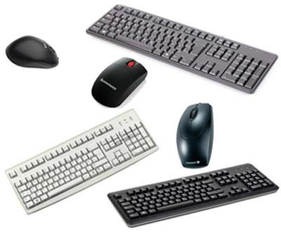 USB Maus und Tastatur - nach Lagerbestand