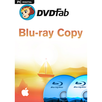 DVDFab Bluray Copy - ESD