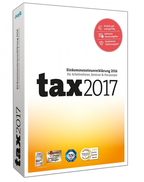 tax 2017 PC