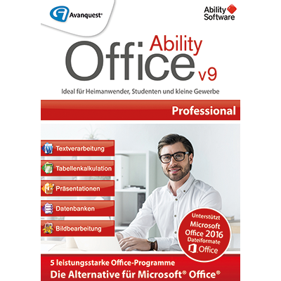 Ability Office 9 Professional - ESD