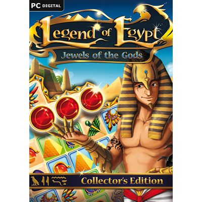 Legend of Egypt - Jewels of the Gods - ESD
