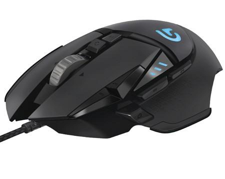 Logitech G502 HERO - 16K Gaming Maus