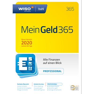 WISO Mein Geld Professional 365 (Version 2020) - ESD