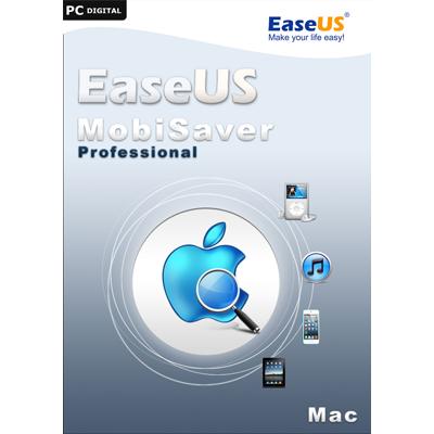EaseUS Mobisaver for iOS 7.6 (Mac) - ESD