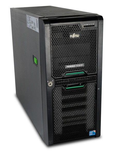 Fujitsu Primergy TX150 S7 Server PC Computer - Intel Core i3-540 2x 3,06 GHz