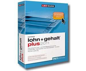 Lexware lohn+gehalt plus 2011 Upgrade – V.15.5