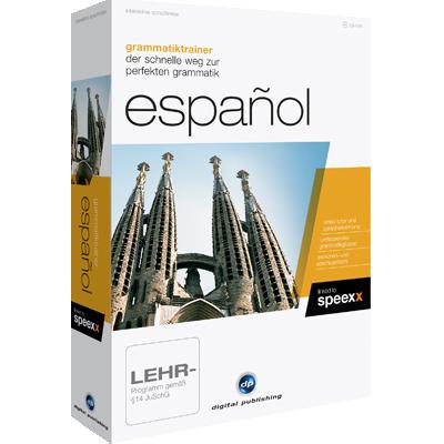 Grammatiktrainer Español - ESD