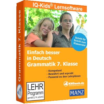 Einfach besser in Deutsch Grammatik 7. Klasse - ESD