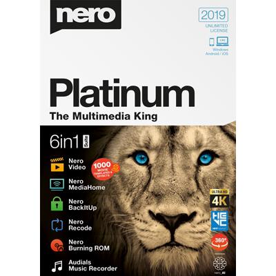 Nero 2019 Platinum - ESD