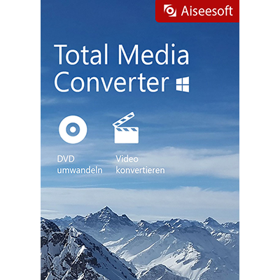 Aiseesoft Total Media Converter - ESD