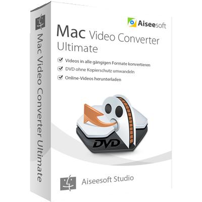 Aiseesoft Video Converter Ultimate Mac - ESD