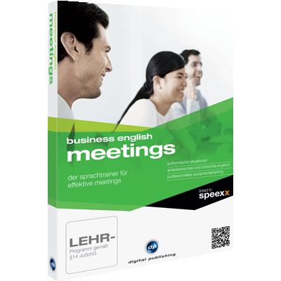 Business English Meetings - ESD
