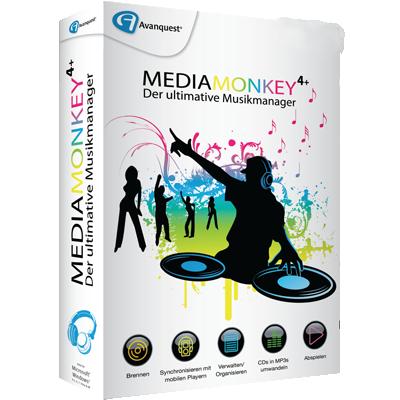 MediaMonkey 4+ - ESD