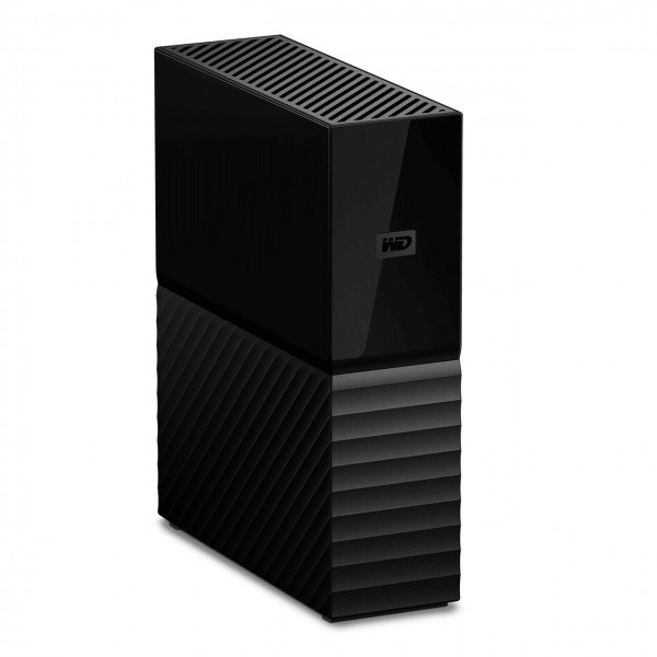 """Western Digital - My Book 16 TB HDD Festplatte - 3,5"""" USB 3.0 extern - WDBBGB0160HBK-EESN (OVP)"""