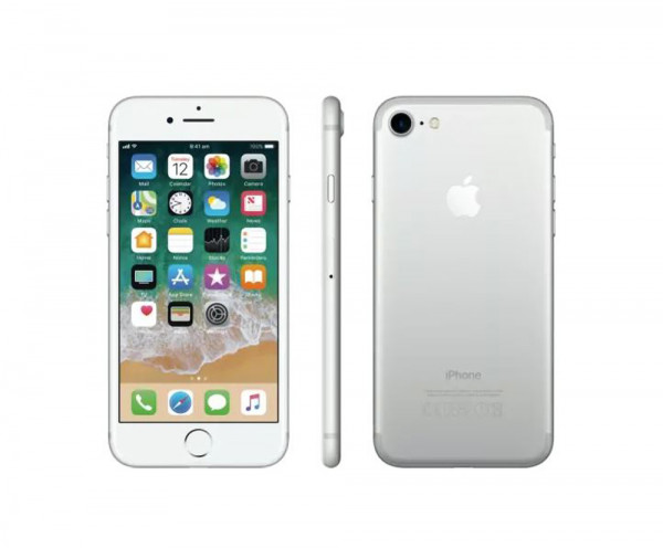 Apple iPhone 7 - 32 GB LTE / 4G - 4,7 Zoll Smartphone - silber
