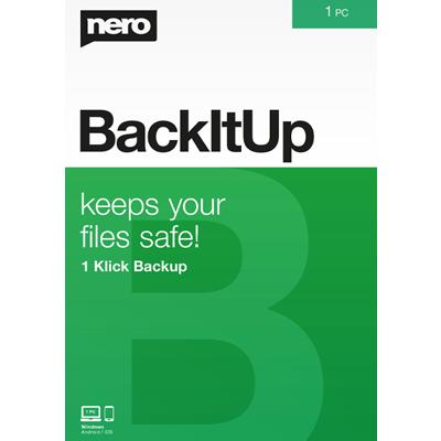 Nero BackItUp - ESD
