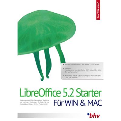 bhv LibreOffice 5.2 Starter - ESD