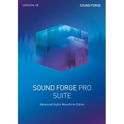 Magix Sound Forge Pro 12 Suite - ESD
