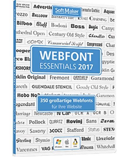 Webfont Essentials 2017
