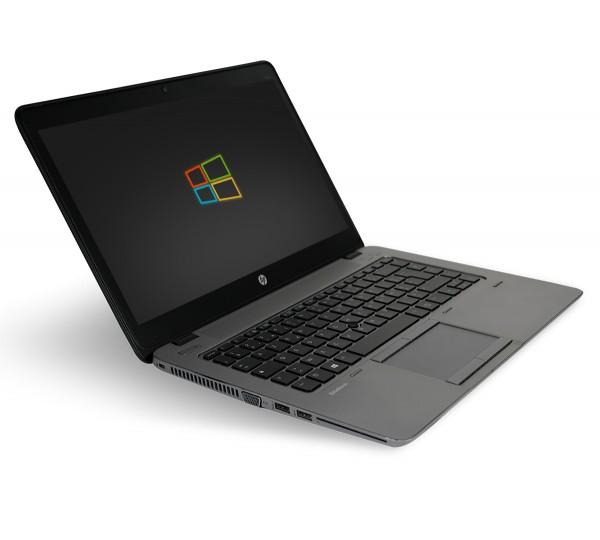 HP EliteBook 840 G2 14 Zoll HD+ Laptop Notebook - Intel Core i7-5500U 2x 2,4 GHz WebCam