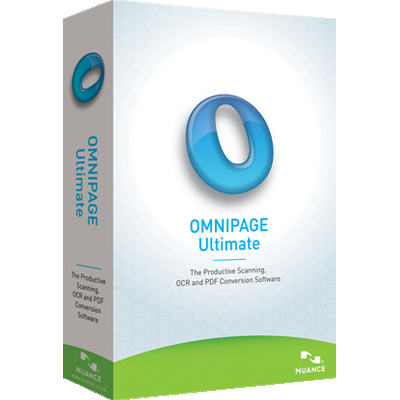 Omnipage Ultimate - ESD