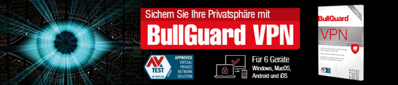 BullGuard VPN günstig kaufen