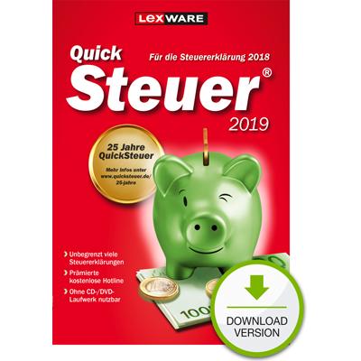 QuickSteuer 2019 - ESD