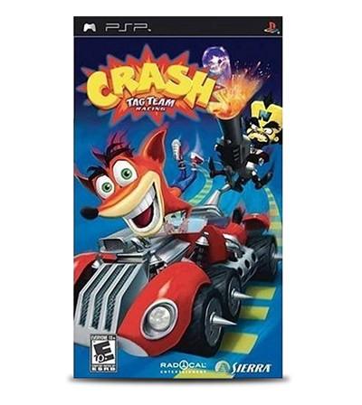 Crash Tag Team Racing PSP Platinum