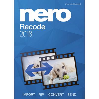 Nero Recode 2018 - ESD