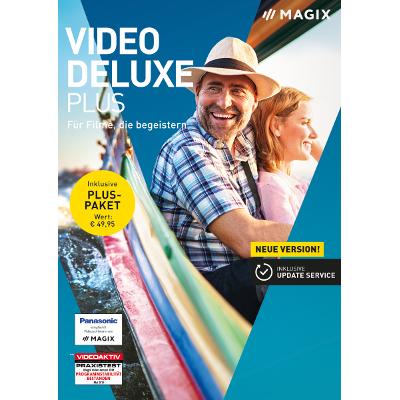 Magix Video Deluxe 2019 Plus - ESD