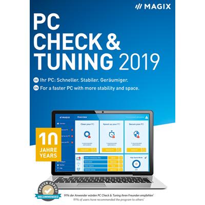 Magix PC Check & Tuning 2019 - ESD