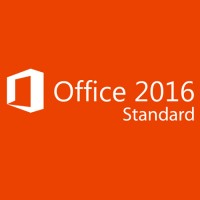 Office Standard 2016 Aktivierungsschlüssel -  Word, Excel, PowerPoint, OneNote, Outlook, Publisher
