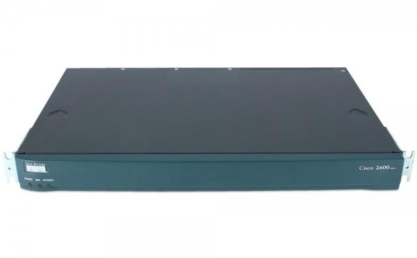 Cisco Systems 2611XM-RPS Dual 10/100 Ethernet Router