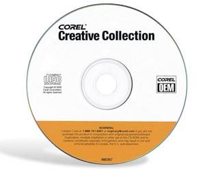 Corel Creative Collection – CorelDRAW Essentials 2, Corel Paint Shop Pro Studio,