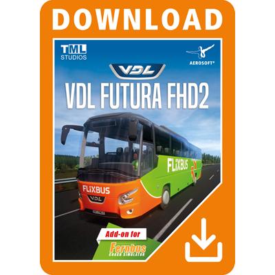 Der Fernbus Simulator VDL Futura FHD2 - add-on - ESD