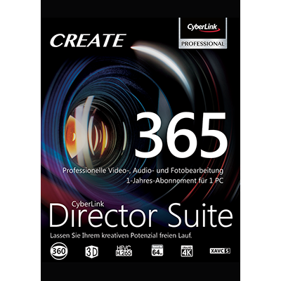 Director Suite 365 (Annual Plan - 12 Months) - ESD