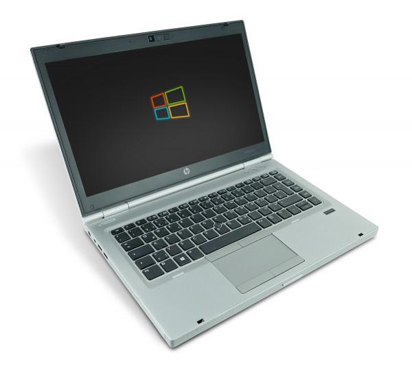 HP Elitebook 8470p 14 Zoll Laptop Notebook - Intel Core i5-3210M 2x 2,5 GHz DVD-Brenner WebCam