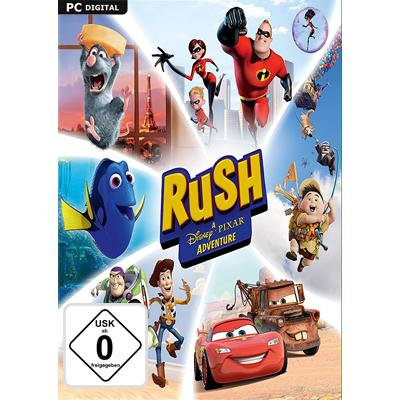 RUSH: A Disney - Pixar Adventure - ESD