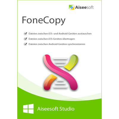FoneCopy - Phone Transfer - Lebenslange Lizenz - ESD