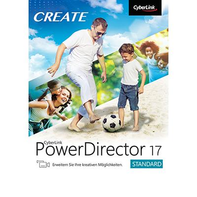 PowerDirector 17 Standard - ESD
