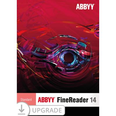 Finereader 14 Standard Upgrade - ESD
