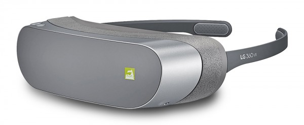 LG 360 VR Brille - Titan Silver für das LG G5 Smartphone