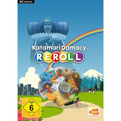 Katamari Damacy Reroll - ESD