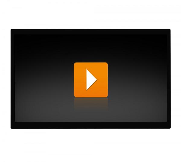 24 Zoll TFT Flachbildschirm Monitor - nach Lagerbestand - ohne Standfuß
