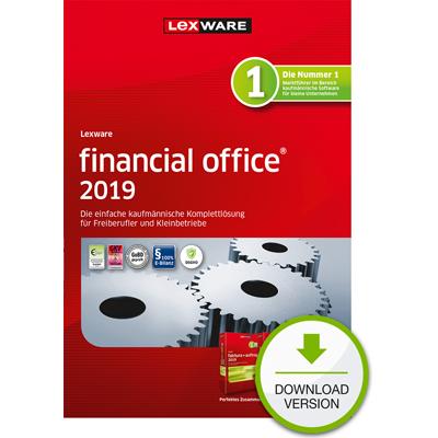 Lexware financial office 2019 - ESD
